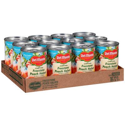 Del Monte™ California Freestone Peach Halves in Heavy Syrup