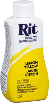 CN - Rit® Lemon Yellow Liquid Dye 236mL Bottle