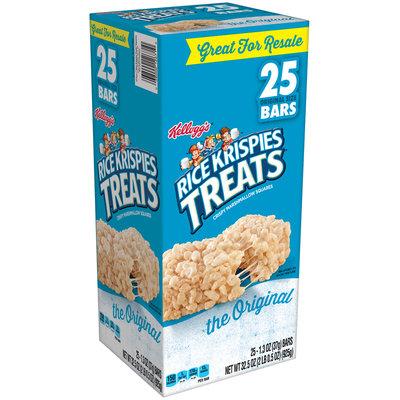 Kellogg's® Rice Krispies Treats® Crispy Marshmallow Squares
