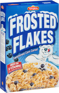 Springfield® Frosted Flakes 17 oz. Box