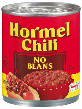 HORMEL No Beans Chili 7.5 OZ CAN