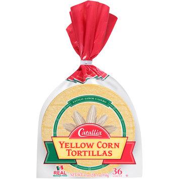 Catallia® Yellow Corn Tortillas 33 oz. Bag