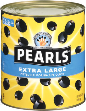 PEARLS Extra Large Pitted California Ripe Olives 51 OZ CAN