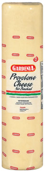 Gardenia Provolone Not Smoked Cheese 12 Lb Loaf