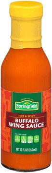 Springfield Buffalo Wing Sauce 12 fl. oz. Bottle