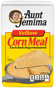 aunt jemima® yellow corn meal