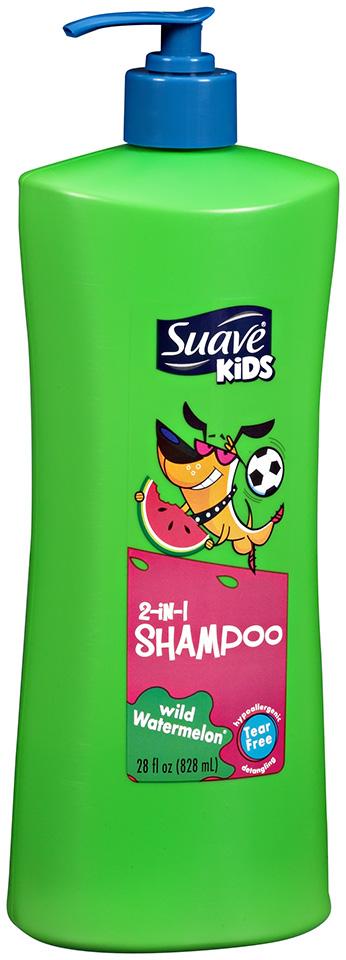 Suave® Kids® 2 in 1 Wild Watermelon® Shampoo