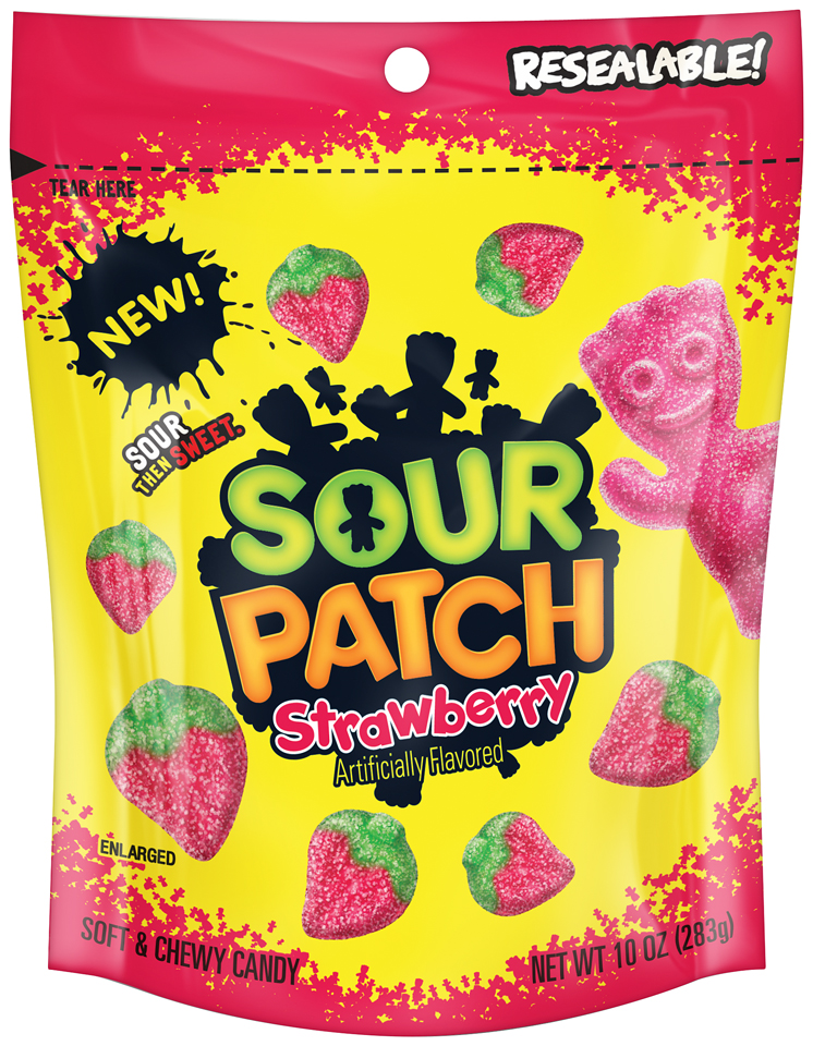 Sour Patch Strawberry Candy