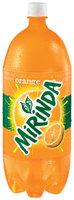 Mirinda® Orange Soda 2L Plastic Bottle