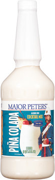Major Peters'® Pina Colada Alcohol Free Cocktail Mix 1L Bottle