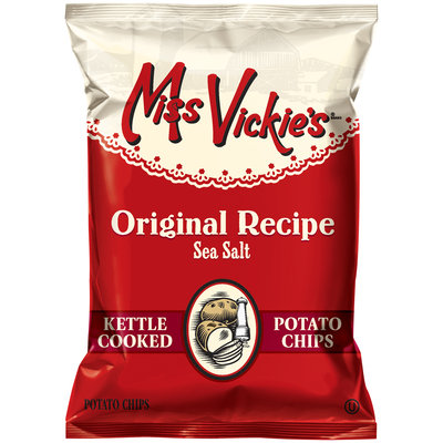 Miss Vickie's® Original Recipe Sea Salt Kettle Cooked Potato Chips