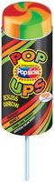 Popsicle Rainbow Sherbet Pop Ups Single Serve Novelty
