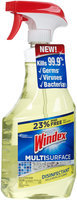 Windex® Antibacterial Multi-Surface Cleaner 32 fl. oz. Bottle