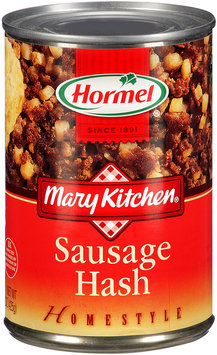 Hormel Mary Kitchen Sausage Hash Homestyle
