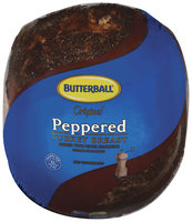 Butterball Original Peppered Turkey Breast 1 Ct Wrapper