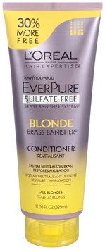 L'Oréal® Paris Hair Expertise™ EverPure Sulfate-Free Blonde Brass Banisher™ Conditioner 11.05 fl. oz. Tube
