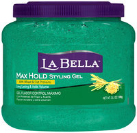 La Bella™ Max Hold Styling Gel 35.3 oz. Jar