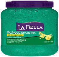 La Bella™ Max Hold Styling Gel 35.3 oz. Jar