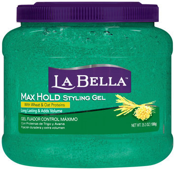 La Bella™ Max Hold Styling Gel