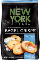 New York Style® Sea Salt Bagel Crisps® 7.2 oz Bag
