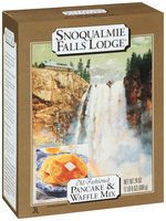 Snoqualmie Falls Lodge® Old Fashioned Pancake & Waffle Mix