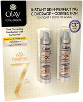 Total Effects Olay Total Effects Tone Correcting Moisturizer with Sunscreen SPF15 1.7oz - 2 pack