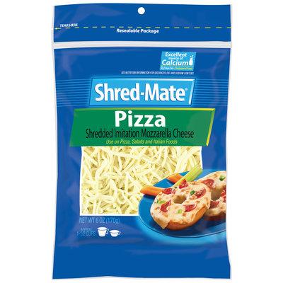 Shred-Mate® Pizza Shredded Imitation Mozzarella Cheese