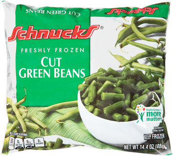 Schnucks® Cut Green Beans 14.4 oz. Bag