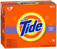 Tide Ultra Lavender Scent Powder Laundry Detergent 95 oz. Box