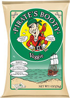 Pirate's Booty® Veggie Baked Rice and Corn Puffs