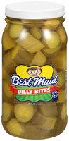 Best Maid® Dilly Bites 80 fl. oz. Plastic Jar