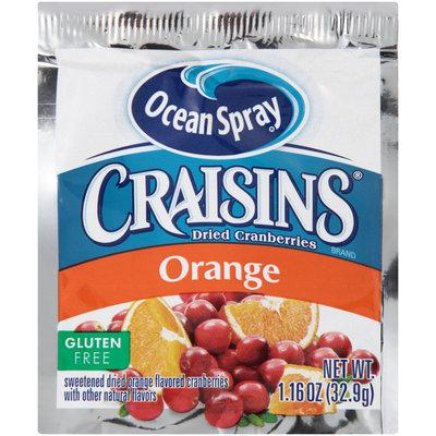 Ocean Spray® Craisins® Orange Dried Cranberries 1.16 oz. Pouch