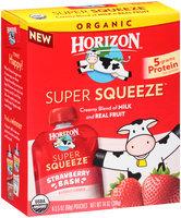 Horizon Organic Super Squeeze Mixed Berry Burst Fruit Blend