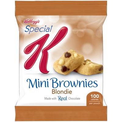 Special K®Kellogg's Blondie Mini Brownies