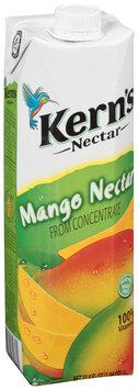 Kern's™ Mango Nectar 33.8 fl. oz. Aseptic Pack