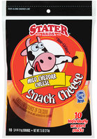 Stater Bros.® Mild Cheddar Cheese Snack Cheese 10 ct