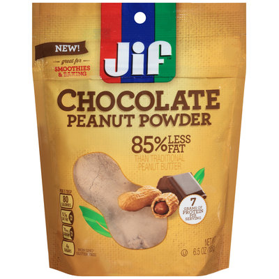 Jif™ Chocolate Peanut Powder 6.5 oz. Peg