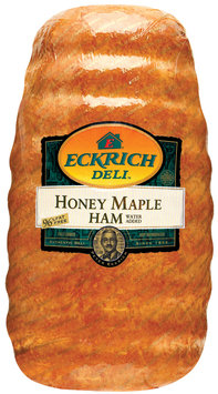 Eckrich  Honey Maple Ham Deli - Ham