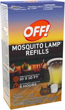 OFF!® Mosquito Lamp Refills 0.058 oz. Box