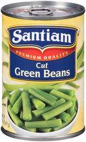 Santiam® Premium Quality Cut Green Beans 14.5 oz. Pull–Top Can