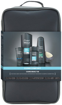 Dove® Men+Care Clean Comfort Gift Set 5 ct Bag