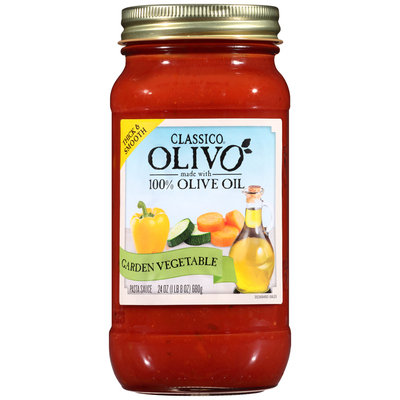 CLASSICO Olivo Garden Vegetable Pasta Sauce