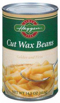 Haggen Cut Wax Beans 14.5 Oz Can