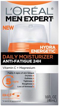 L'Oréal Paris® Men Expert® Hydra Energetic™ Anti-Fatigue 24 h Daily Moisturizer 1.6 fl. oz. Box