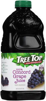 Tree Top® 100% Concord Grape Juice 64 fl. oz. Bottle