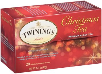 Twinings® of London Chai Pumpkin Spice Tea 20 ct Indiviudally Wrapped Tea Bags 1.41 oz box