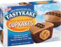 Tastykake® Peanut Butter Flavored Cupcakes