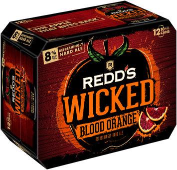 Redd's® Wicked Blood Orange Hard Ale 12-10 fl. oz. Cans