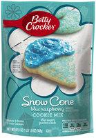 Betty Crocker™ Snow Cone Blue Raspberry Cookie Mix