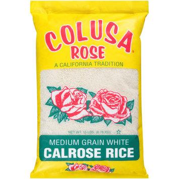 Colusa Rose® Medium Grain White Calrose Rice 15 lb. Bag